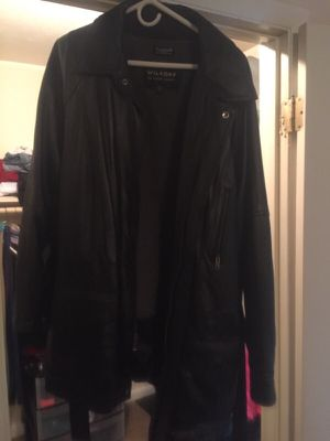 Wilson leather coat for Sale in Nashville, TN