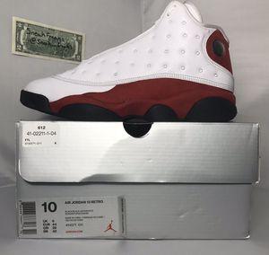 Jordan 13 Retro Chicago for Sale in Carol Stream, IL
