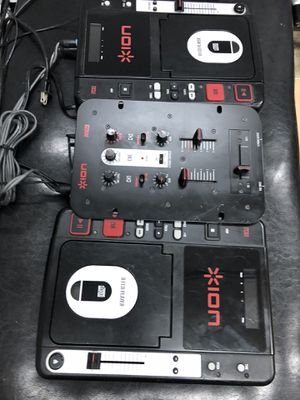 Dj equipment ion for Sale in Lauderdale Lakes, FL