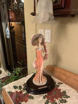 Beautiful lady lamp Italian for Sale in Miami, FL
