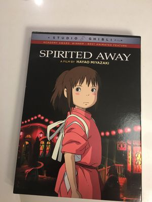 Spirited away DVD for Sale in Miami, FL