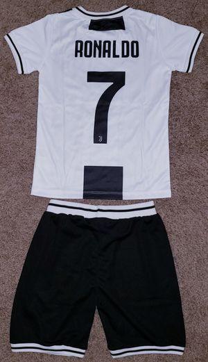 CR7 boy toddler jersey set camiseta conjunto de niño for Sale in La Habra Heights, CA
