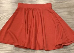 Hot pink circle a-line skater skirt for Sale in Silver Spring, MD