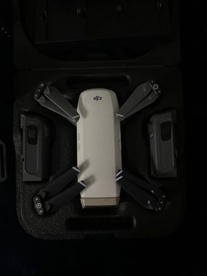 DJI SPARK fly more combo with bag and accessories for Sale in Murrieta, CA