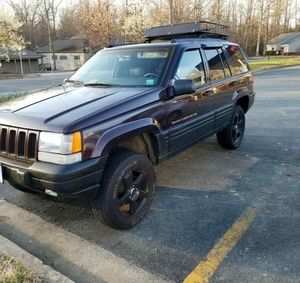 1998 Jeep Cherokee Limited for Sale in Midlothian, VA