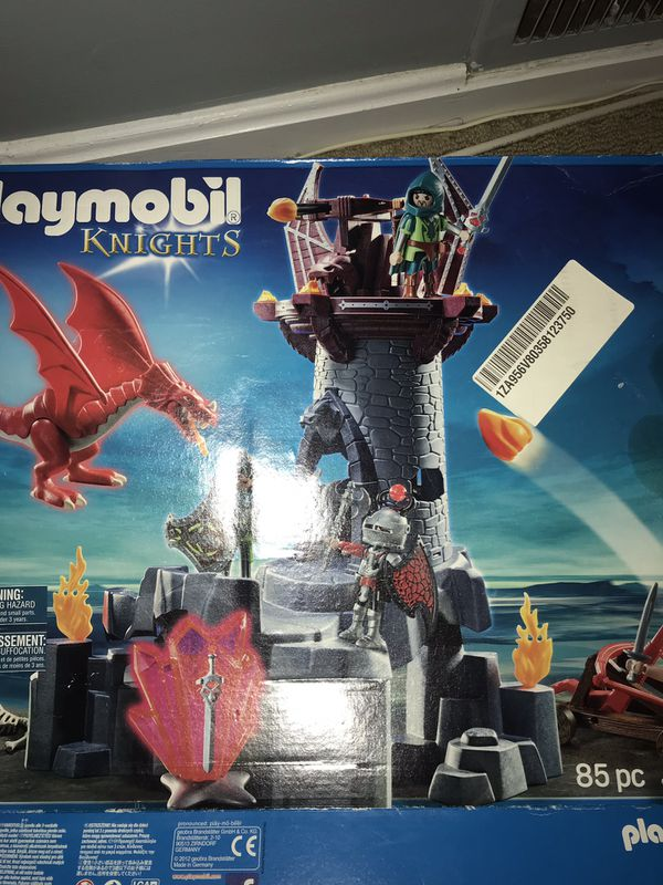 Playmobil Knights and Dragons Sets