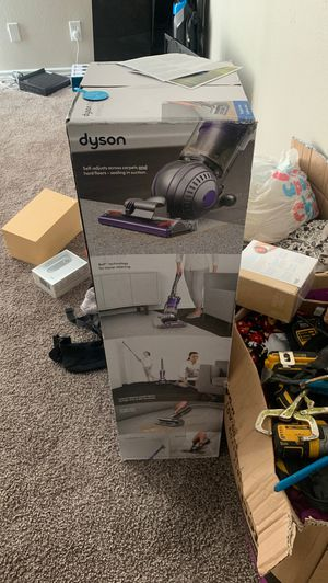 Brand new dyson bell vacuum for Sale in Dallas, TX