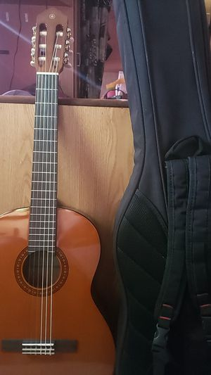 Guitar and case for Sale in Stirling City, CA