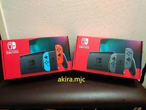 Nintendo Switch Console (New) for Sale in Concord, CA