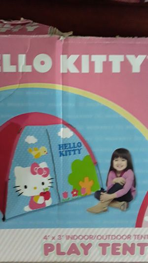 Hello Kitty Play tent for Sale in Arlington, TX