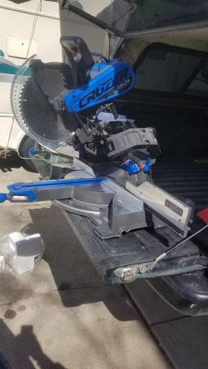 brand New delta miter saw 12in dual vebel sliding $500 cash for Sale in West Valley City, UT