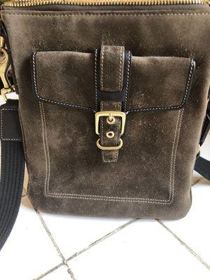 Coach messenger bag for Sale in Fontana, CA