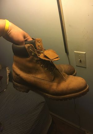 Timberland butters work boots . Size 12 for Sale in Washington, DC