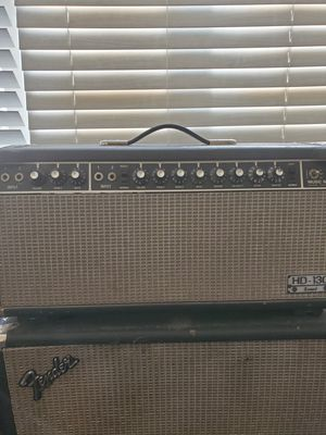 Music man HD-130 reverb head for Sale in Fresno, CA