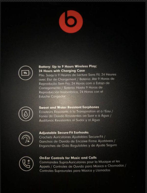 Apple Wireless Powerbeats Pro