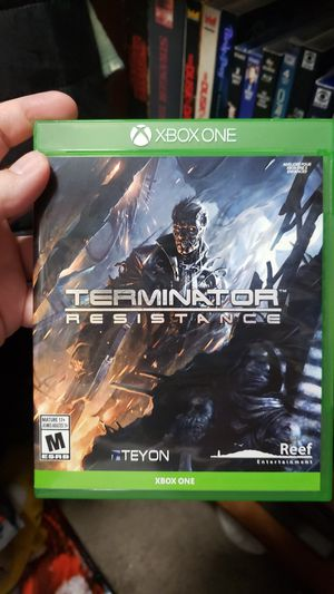 Terminator resistance xbox one for Sale in Gulfport, MS
