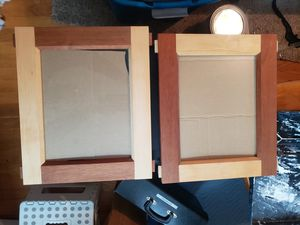 Hand made cedar picture frames for Sale in Wallingford, CT
