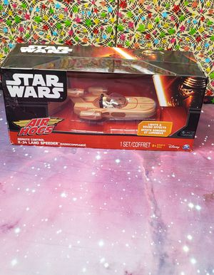 Star wars Air Hogs new toy for Sale in Santa Ana, CA