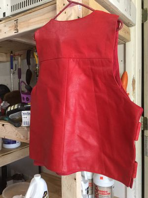 Motorcycle vest for Sale in Brownstown Charter Township, MI