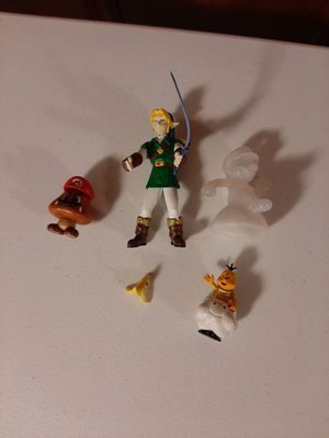 Nintendo loose figure lot for Sale in Parma, OH