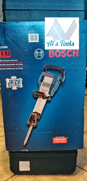 Bosch 35 lb Jack demolition hammer brand new for Sale in Paramount, CA