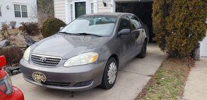 2008 Toyota Corolla LE (Manual Transmission) for Sale in Springfield, VA