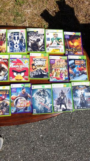 Xbox 360 games for Sale in Barnegat Township, NJ