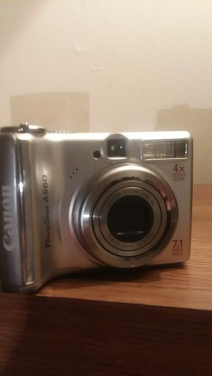 Canon Power Shot A560 for Sale in Rustburg, VA