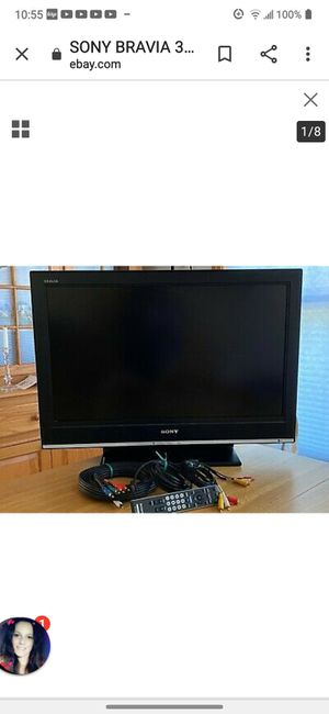 32 inch Bravo Tv with Wall Mount included for Sale in Mulberry, FL