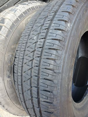 Lots of tires 275 55 20 275 55 20 245 45 20 for Sale in Rockwall, TX