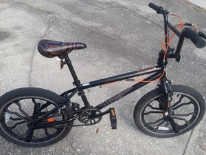 """Mongoose Mode 270 Freestyle BMX Bike, like new, with 20"""" tires. for Sale in Wesley Chapel, FL"""