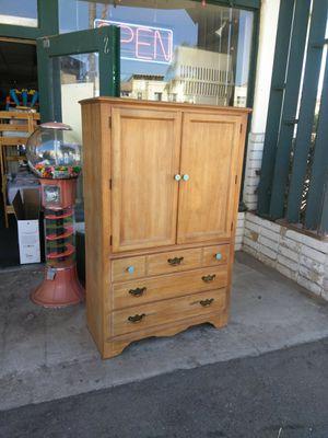 THOMASVILLE 4 Drawer Armoire Closet Dresser Storage Organizer for Sale in Escondido, CA