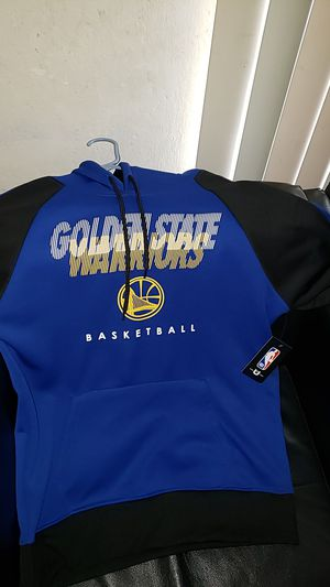 Warriors hoodie jacket for Sale in Concord, CA