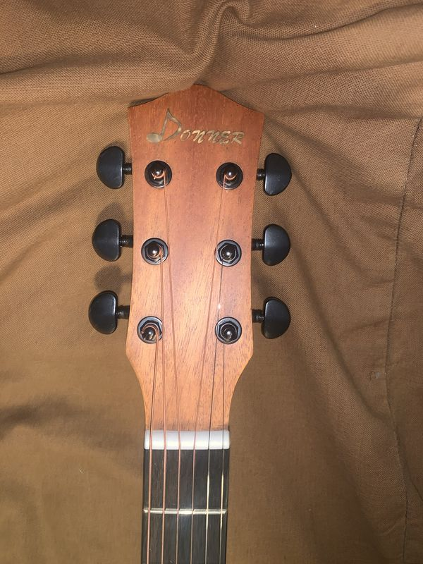 Donner Guitar With Accessories