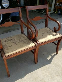 2 Antique Chairs for Sale in Lakeside,  CA