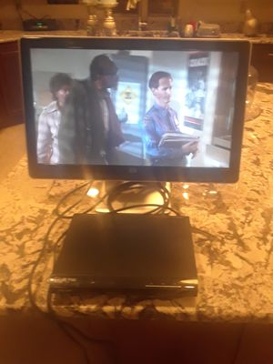 HP2159MMONITOR WITH SONY HDMI CD/DVD SR510H PLAYER for Sale in Woodbridge, VA