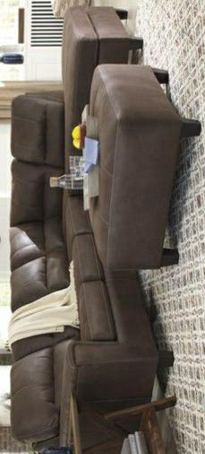 Navi Chestnut RAF Sectional for Sale in Bellaire, TX
