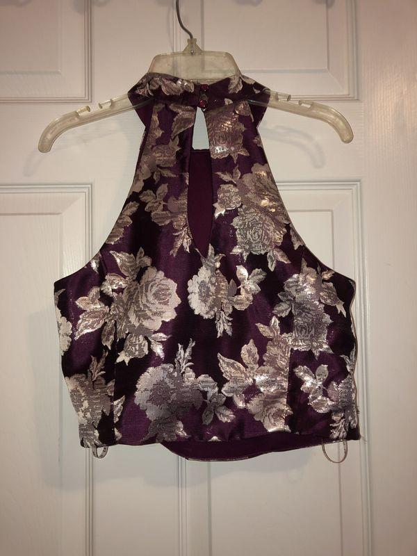Dillard's dress WORN ONCE