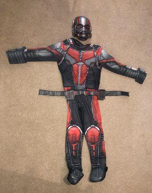 Avengers Ant Man Kids' Deluxe Costume for Sale in North Andover, MA