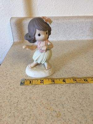 Precious Moments Hula girl for Sale in Fowler, CA