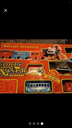 29 Piece train set for Sale in New Canton, VA