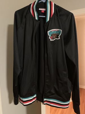 Vancouver Grizzlies track jacket for Sale in St. Petersburg, FL
