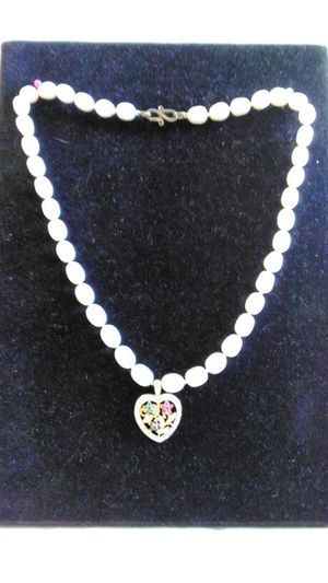Fresh Water Pearls and charm real stones for Sale in Miami, FL