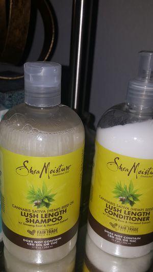 Shea moisture for Sale in Antioch, CA