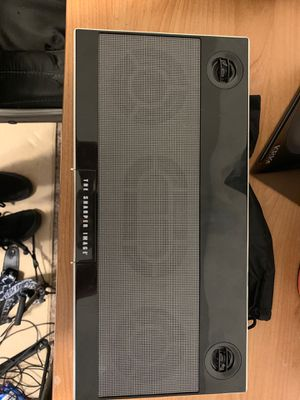 The Sharper Image ESI-A682 speaker for Sale in Chico, CA