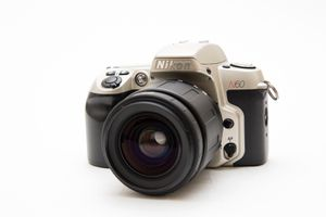 Nikon N60 35mm SLR Film Camera + Lens! for Sale in Chula Vista, CA