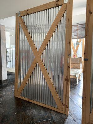 Oversized barn doors for Sale in Grapevine, TX