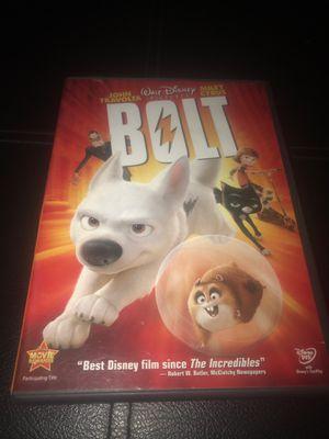 Bolt DVD for Sale in Riverside, CA
