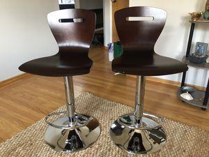Modern brown back adjustable stools for Sale in San Francisco, CA
