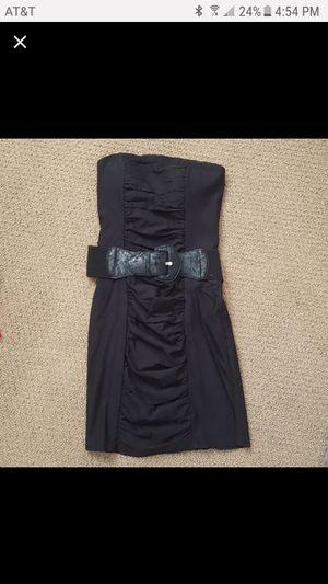 Strapless black dress for Sale in Fresno, CA